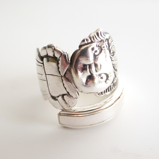 Vintage Accessories: Spoon Ring『No.004:Campbell Soup』