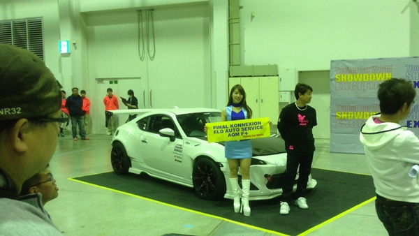 Tuning Car World SHOWDOWN ふじさんめっせ
