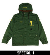 RYO the SKYWALKER x SPECIAL1 MOUNTAIN PARKA