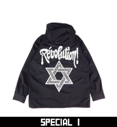 REV.SP1 MOUNTAIN PARKA