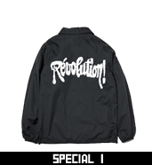 REVOLUTION! COACH JACKET