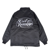 COOL RUNNINGS EMB BOA COACH JACKET