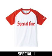 SPECIAL ONE RAGLAN S/S T
