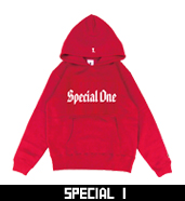 SPECIAL ONE SWEAT P/O PARKA