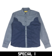 Marley Denim Shirts