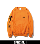 SAFETY COLOR CREW SWEAT