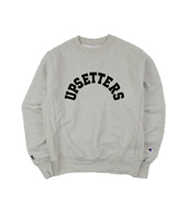 UPSTTERS Champion Reverse Weave CREW SWEAT