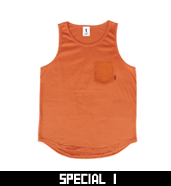 Marina Pkt. TANK TOP SHIRTS