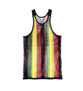 Stripe Marina Yardies Fit [Rasta]
