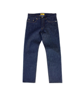 SELVAGE DENIM JEANS Rigid