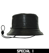 SPECIAL1 LEATHER HAT
