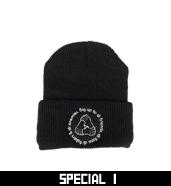 BIG UP WOOL WATCH CAP