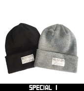 SPECIAL ONE KNIT CAP