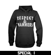RESPECT&MANNERS P/O PARKA LADY,S