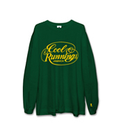 COOL RUNNINGS L/S T-SHIRTS