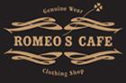 アメカジ&バイカーファッション ROMEO'S CAFE