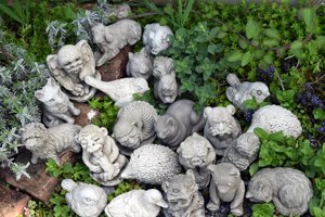 garden ornaments, MIDI Collection