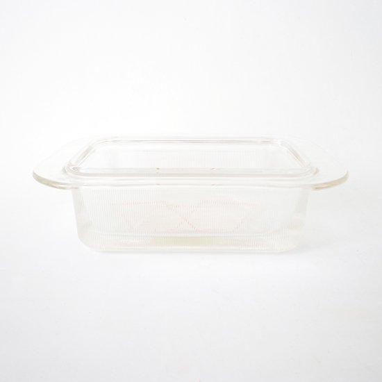 ヴィンテージ ガラス:耐熱容器 [ヘラー]