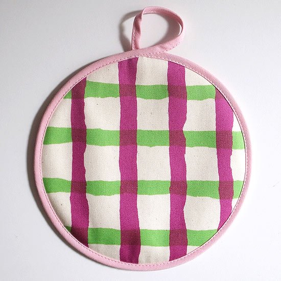 "Pot Holder ""POSTMODERN"""