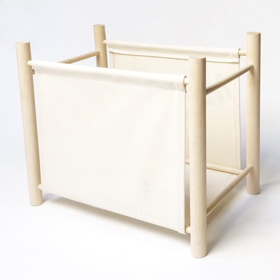 Magazine Rack -Natural-