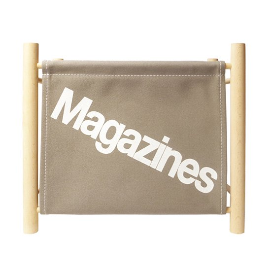 Magazine Rack -Glay-