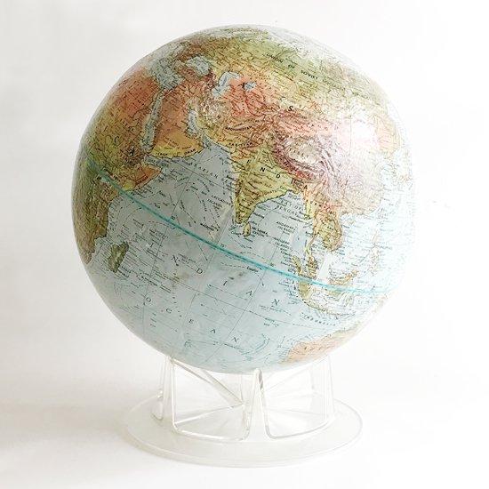 ヴィンテージアイテム:1970年代前半のアメリカ製の地球儀