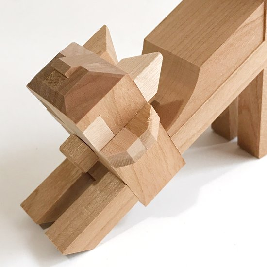 山中組木工房 : ネコ / 山中広吉