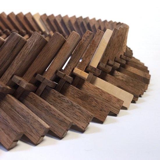 山中組木工房 : 太陽の環 / 山中成夫