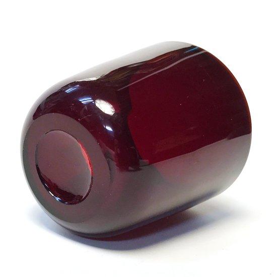 フィンランドのデザイナー カイ・フランク にプレスガラスのショットグラス 『#5023』