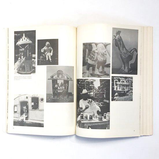 Vintage Book: El Arte Popular de Mexico / Artes De Mexico