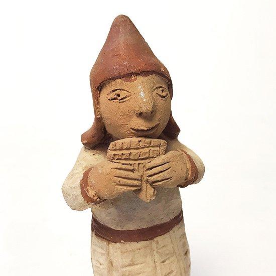 1970年代ペルーで作られた土人形