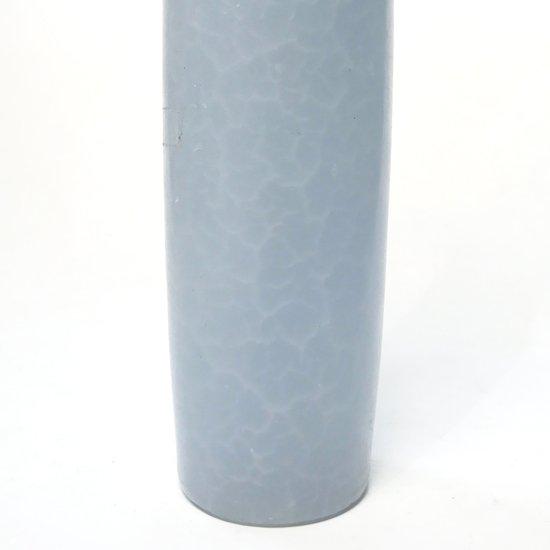 モダンな形の1980年代アメリカ製のキャンドル