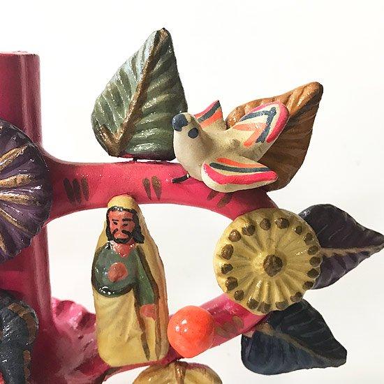 1980年代メキシコ・メテペックで作られたツリーオブライフ