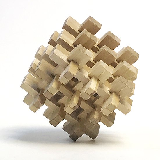 山中組木工房 : 清水組木 / 山中成夫