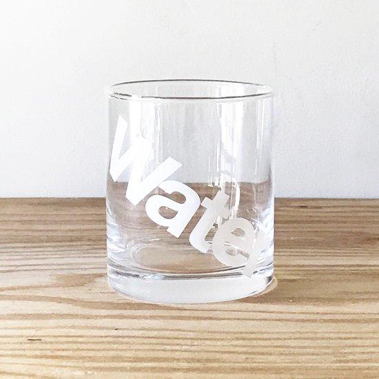 Mr. Drink / Water (White)