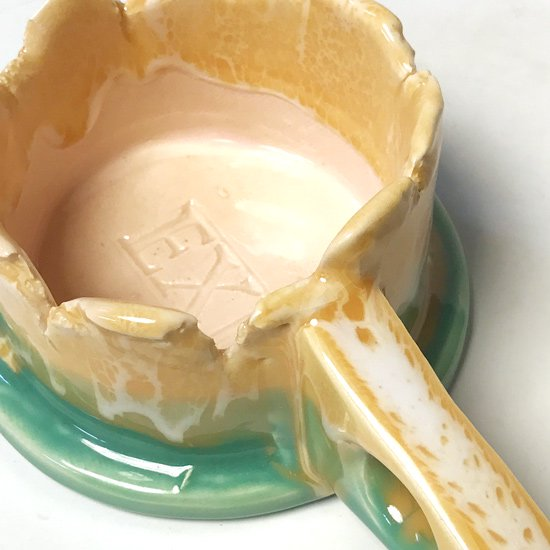 Echo Park Pottery: Rare Mug