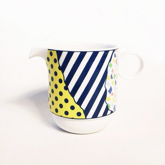 Vintage Ceramic: Milk Pitcher / Rosenthal
