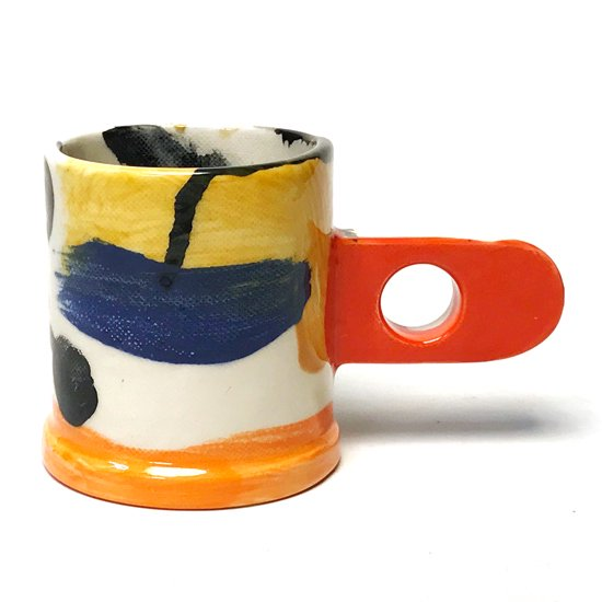 Echo Park Pottery: Hand Painted Mug