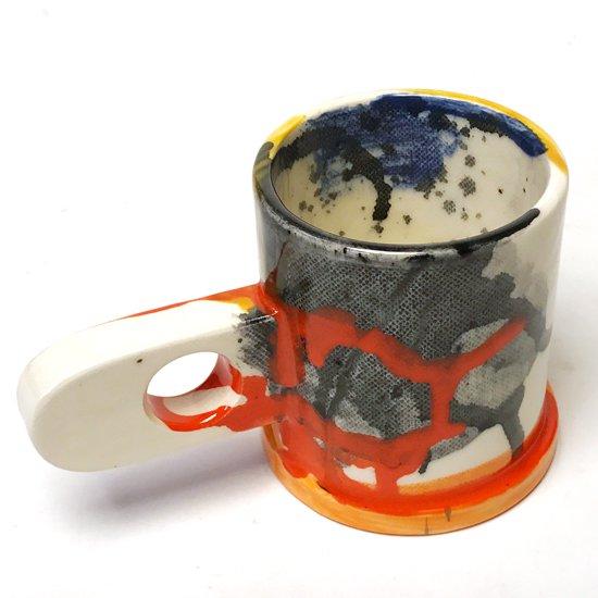 Echo Park Pottery: Hand Painted Mug