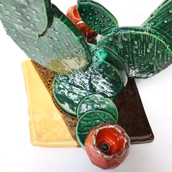 Echo Park Pottery: Cacti labra
