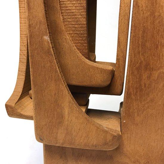 ミッドセンチュリー期のイギリスを代表するアーティスト Brian Willsher の大きな彫刻作品