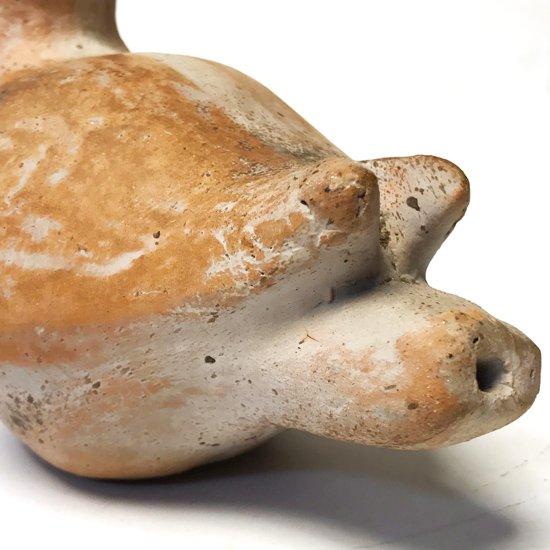 古代メキシコの文化が栄えていた地域でスーベニアとして作られた1980年代の鳥笛