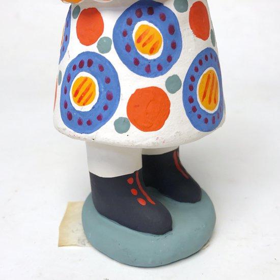 1980年代ソ連で作られた陶器のフィギュア