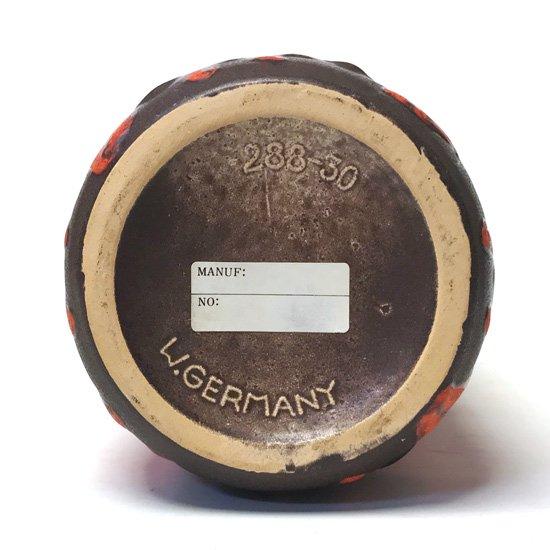 西ドイツを中心とした地域で生産されていた Fat Lava のベース