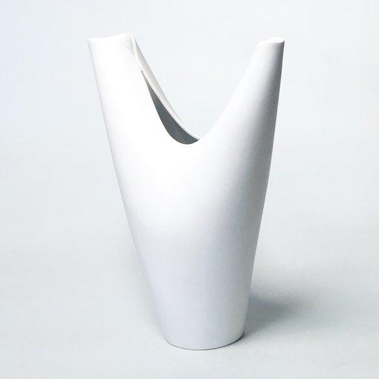 Stig Lindberg によるデザインのアートピース Veckla シリーズの大きなベース