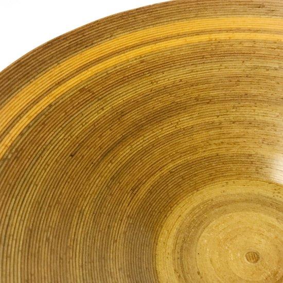 「ブナコ線入盛器」という名前で1966年にグッドデザイン賞を受賞している、ブナコの中でも歴史のあるデザインの一つ