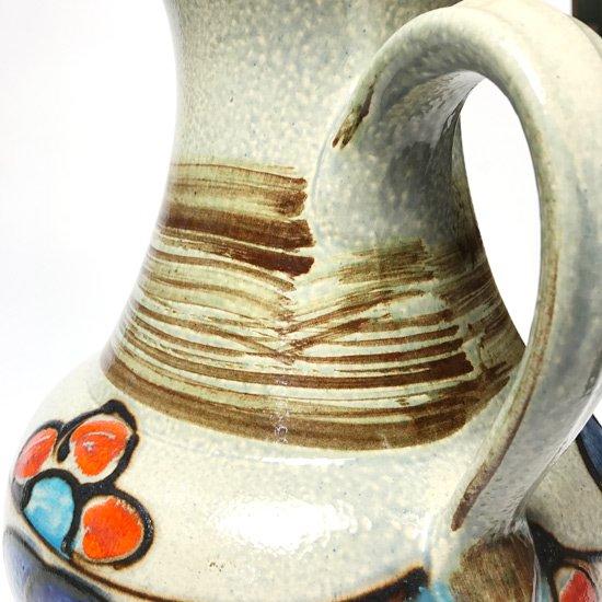 西ドイツを中心とした地域で生産されていた 陶芸品