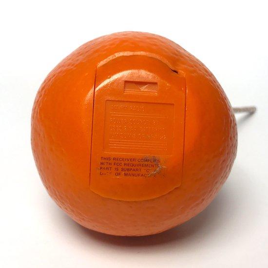 アメリカのフルーツジュースのブランド Tropicana のノベルティとしてつくられたラジオ