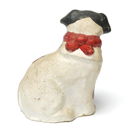 岩手県の郷土玩具で東北の三大土人形の一つ。古い花巻土人形の犬