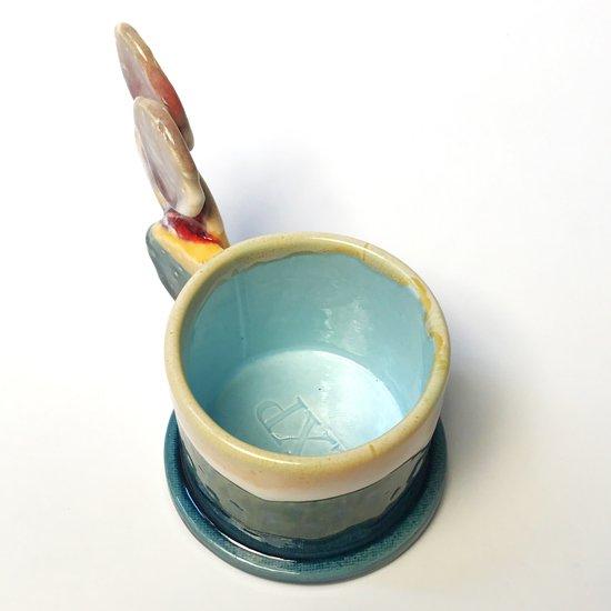 Echo Park Pottery: Cactus Mug